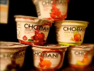Chobani needs me!